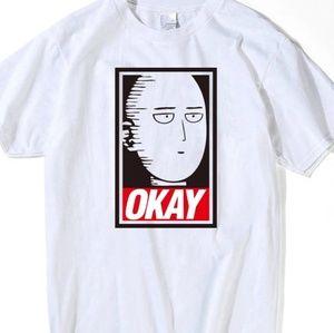 One Punch Man shirt